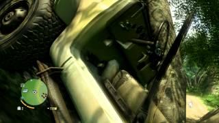 Far Cry 3 bug Glissade