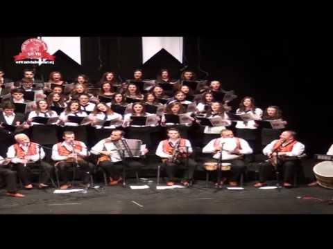 Zafer Halk Oyunları Derneği 50.yıl Gecesi Dernek Korosu - Zeytinyağlı ve Oğlan Oğlan 2012