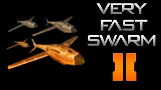 Black Ops 2 : My FASTEST Swarm!