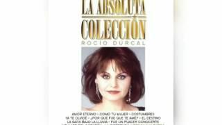 Me Basta - Rocío Dúrcal (Remasterizado)