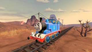 SFM Thomas the Tank Engine Test Run