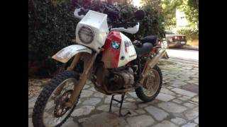 Transformation of my R100GS PD to an HPN Replica | Mr Jianvar Boxer
