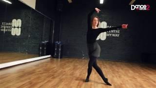 Dance2sense: Teaser - Benjamin Clementine - I Won't Complain - Katerina Firsova