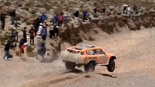 Part 2: 2016 Dakar Rally Robby Gordon and Sheldon Creed