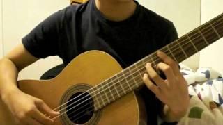 Clannad After Story - Toki Wo Kizamu Uta (intro,guitar)