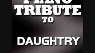 Crawling Back To You - Daughtry Piano Tribute