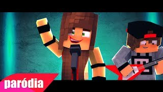 Minecraft: CAMILA CABELLO - HAVANA FT. YOUNG THUG - CABANA (MINECRAFT PARÓDIA)