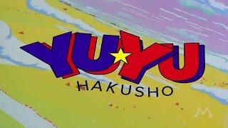 Yu Yu Hakusho - Abertura exibida na Rede Manchete | Remasterizada!
