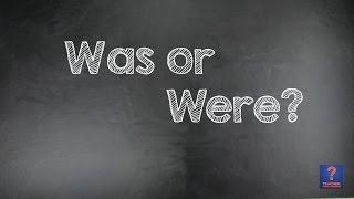 WAS \ WERE - Aula de Inglês #31