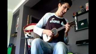 "Paulo Bastos plays ""BlueRock"" and ""Rapsódia Tradicional"" on Portuguese Cavaquinho"