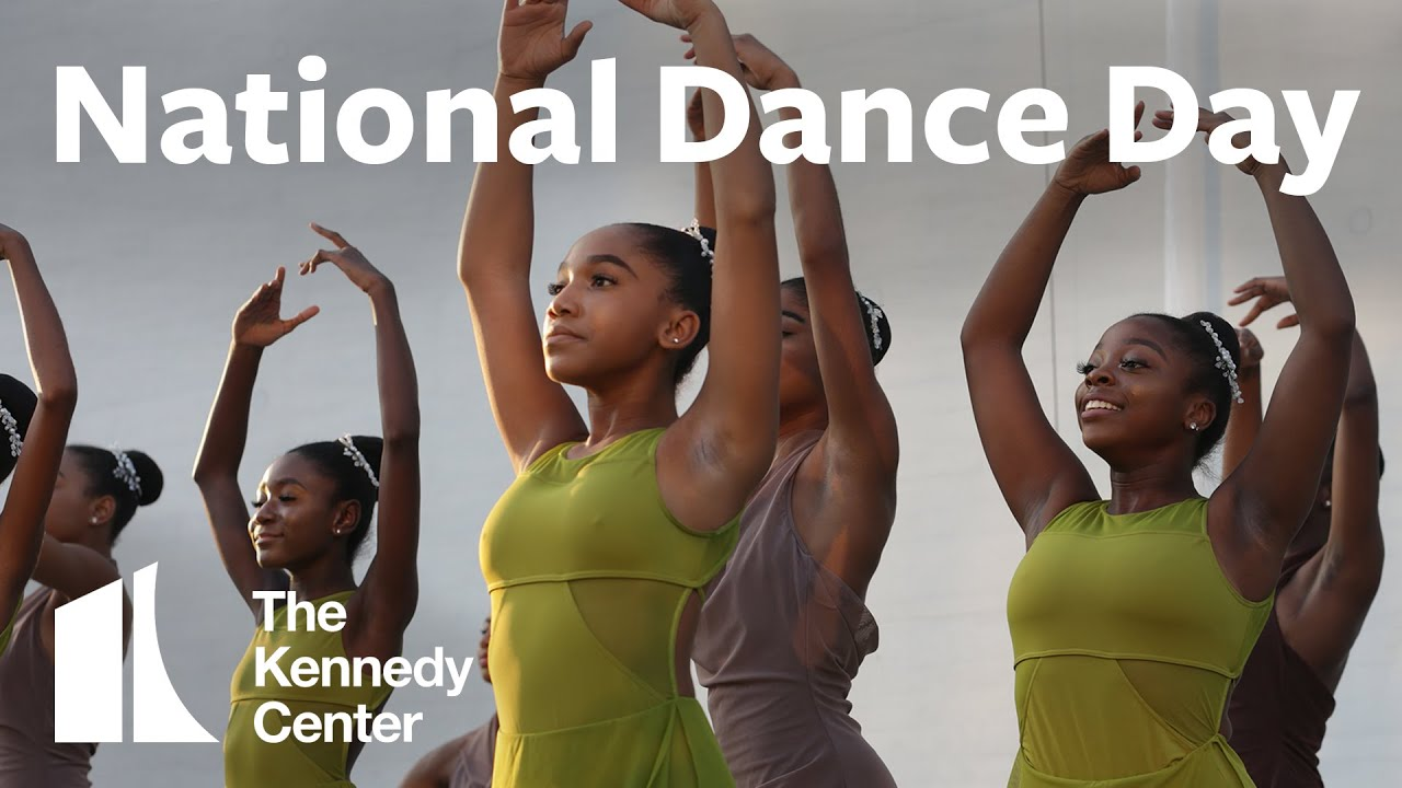 National Dance Day: DC Dance History Interactive Lecture & Performance