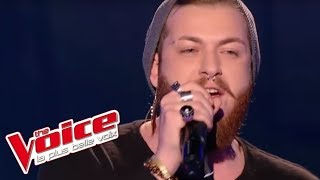 Nicola Cavallaro - « Fallin » (Alicia Keys) | The Voice France 2017 | Blind Audition