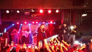 Ozuna - (Corazón de Seda) Live Céntrica Lima Perú - 29 de Julio 2016
