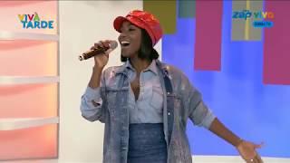 Pérola - Forever no programa Viva Tarde
