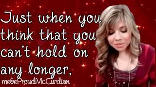 Jennette McCurdy- Stronger Lyrics