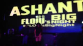 Ashanti - Foolish/Unfoolish Live (Toronto 14/12/14)