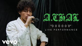 "A.CHAL - ""000000"" Official Performance 