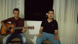 Hoja en blanco (cover) Sebastian Hernandez y Camilo Amaya