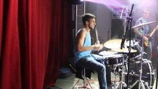 Agora só falta você - Pitty - Live Drum Cover by Artur Lopes