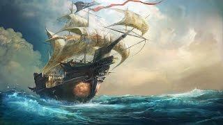 Irish Pirate Music - Sea Shanty