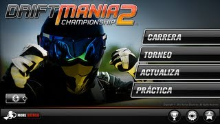 Drift Mania Championship 2: Gameplay  Multiplataforma Windows 8, Windows Phone y Mac