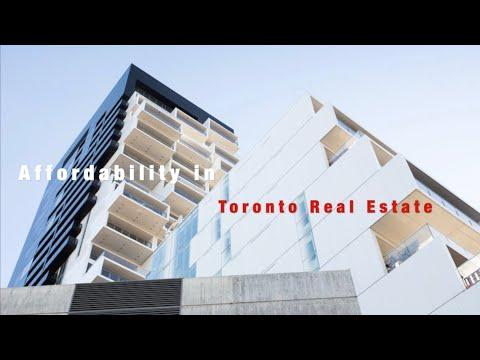 The struggle to make Toronto real estate affordable
