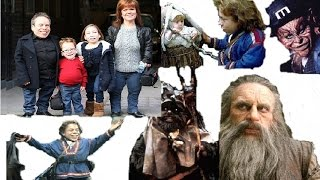 Willow - na terra da magia filmes de Hollywood antes e depois