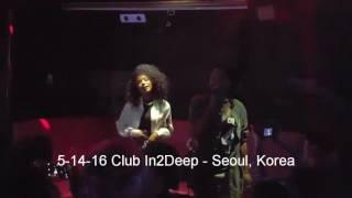 Coco Avenue 다크팬더(Dark Panda) Live Cover in Korea