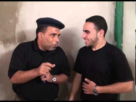 كواليس الحلقة الأولى من مسلسل ( بلدي يا غزة ) نبيل الخطيب