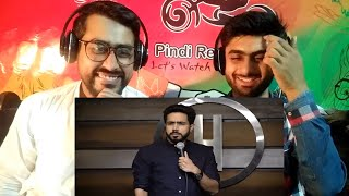 Pakistani Reaction To | Friends, Crime, & The Cosmos | Stand-Up Comedy by Abhishek Upmanyu
