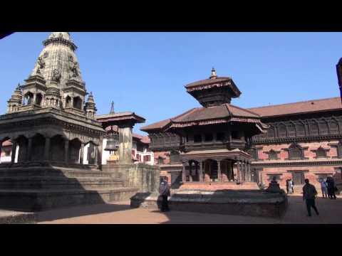 NEPAL BHAKTAPUR TEMPLES