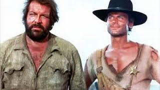 Top 15 Filmes com BUD SPENCER & TERENCE HILL ( Homenangem a BUD SPENCER)