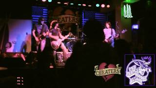 "The Cheaters cover Lynyrd Skynyrd ""Gimme Three Steps"""