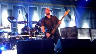 Volbeat - The Human Instrument (Budapest 2013)