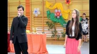 """Krapkowickie Studio Piosenki - """"Dziwny jest ten świat"""" - Cz. Niemen cover by Julia i Marcin"""