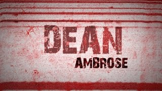 Dean Ambrose Custom WWE Entrance Video (Titantron)