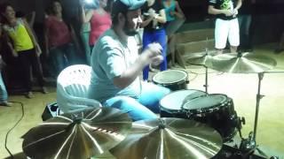 Dançar na Chuva - Fernandinho (Cover Drum Cam André Brenha)