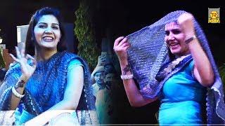 सीकर मैं सपना की लत   वाइरल हुआ डांस   Sapna haryanvi Dance 2018   New Dj SongN 2018   Trimurti width=
