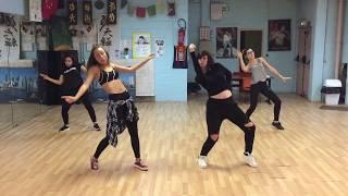 Mr Eazi - Leg Over - Choregraphy- (Dance vidéo) -chorégraphie - Fred