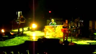 Coldplay's Yellow Live in Miami 6/29/12 with Gwyneth Paltrow