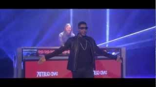 DAVID GUETTA ft Usher - Without You (Live) [SUBTITULADO ESPAÑOL]