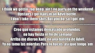Burak Yeter - Tuesday ft. Danelle Sandoval   Lyrics + Subtitulado Español