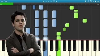 Boulevard of Broken Dreams - Piano Arrangement - Synthesia Showcase