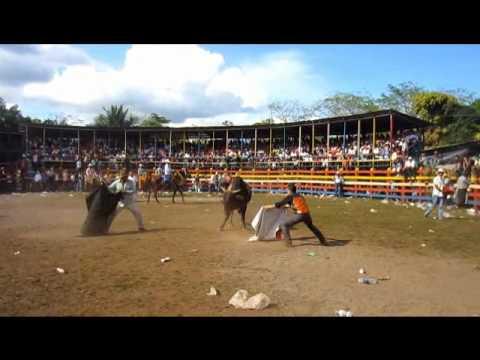 fiesta patronales del almendro nicaragua