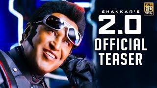 2.0 - Official Teaser Tamil | Rajinikanth, Akshay Kumar, Shankar | Review & Reactions