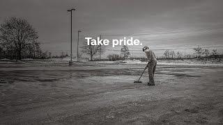 TAKE PRIDE | Stuart Knight