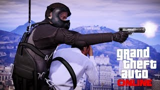 GTA 5 Heist : Release Date Less Than A Month Away!