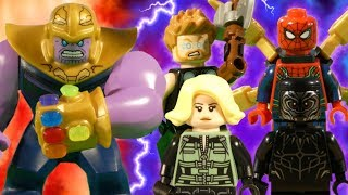 LEGO AVENGERS INFINITY WAR PART 1 - 16 - MARVEL STOP MOTION