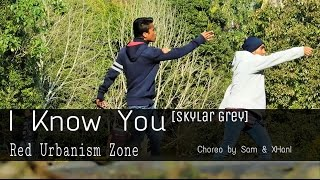 SKYLAR GREY  I KNOW YOU | choreography by Sam & Xhani Red Urbanism Zone R U Z Official HQ 1920X1080