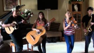 Rehersal Desperado - Cancion del Mariachi Cover Castillo Kids